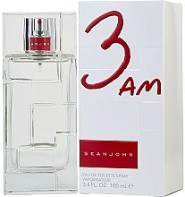 Fragrances, Perfumes, Cosmetics Sean John 3 AM - Eau de Toilette