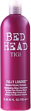 Fragrances, Perfumes, Cosmetics Hair Shampoo - Tigi Bed Head Fully Loaded Shampoo