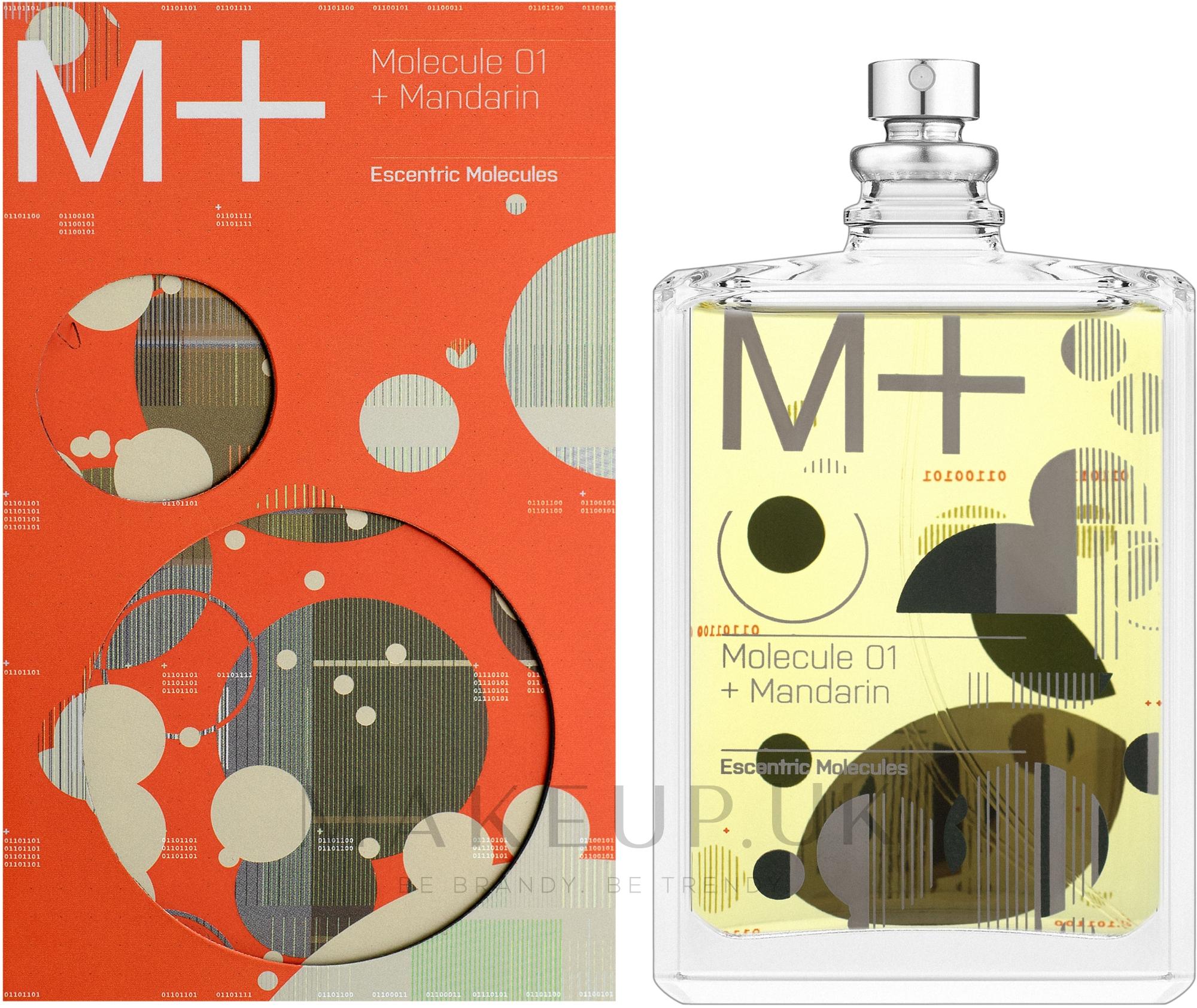 Escentric Molecules Molecule 01 + Mandarin - Eau de Toilette — photo 100 ml