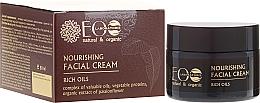 "Fragrances, Perfumes, Cosmetics Nourishing Face Cream ""Precious Oil"" - ECO Laboratorie Face Cream"