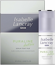 Fragrances, Perfumes, Cosmetics Serum for Problem Skin - Isabelle Lancray Puraline Detox Pure Complexion Concentrate