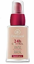 Fragrances, Perfumes, Cosmetics Coenzym Q10 Foundation - Dermacol 24h Control Make-Up