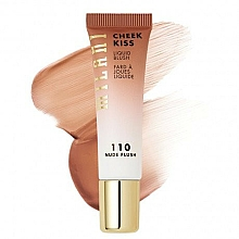 Fragrances, Perfumes, Cosmetics Liquid Blush - Milani Cheek Kiss Liquid Blush