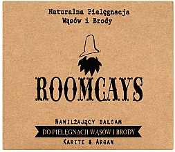 Fragrances, Perfumes, Cosmetics Moustache and Beard Balm with Shea Butter - Roomcays