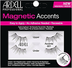 Fragrances, Perfumes, Cosmetics False Lashes - Ardell Magnetic Lashes Accents 001