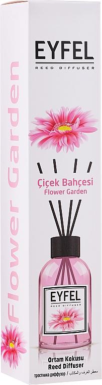 Flower Garden Reed Diffuser - Eyfel Perfume Reed Diffuser Flower Garden