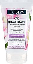 Fragrances, Perfumes, Cosmetics Organic Lily & Keratin Hair Mask - Coslys Sublime Keratine Mask