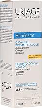 Fragrances, Perfumes, Cosmetics Stretch Marks Preventive Oil - Uriage Bariederm Dermatologycal Cica-Oil