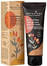 Fragrances, Perfumes, Cosmetics Anti-Stress Facial AHA Gel Peel - Botavikos Skin care & Aromatherapy