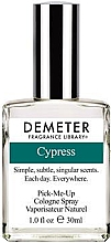 Fragrances, Perfumes, Cosmetics Demeter Fragrance Cypress - Eau de Cologne