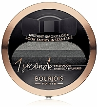 Fragrances, Perfumes, Cosmetics Eyeshadow - Bourjois 1 Seconde Eyeshadow