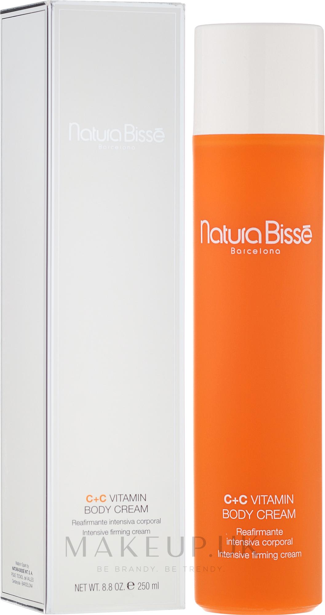 Vitamin Body Cream - Natura Bisse C+C Vitamin Body Cream — photo 250 ml
