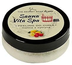 Fragrances, Perfumes, Cosmetics Raspberry & Lemon Body Scrub - The Secret Soap Scrub