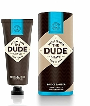 Fragrances, Perfumes, Cosmetics Face Soap - Waterclouds The Dude Pre Cleanser