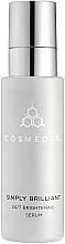 Fragrances, Perfumes, Cosmetics 24/7 Brightening Serum - Cosmedix Simply Brilliant 24/7 Brightening Serum