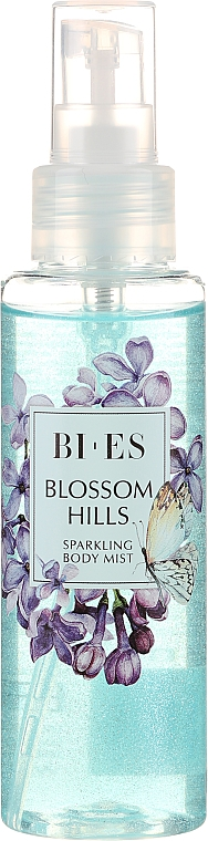Bi-es Blossom Hills Sparkling Body Mist - Scented Sparkling Body Mist