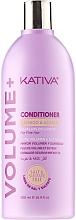 Fragrances, Perfumes, Cosmetics Volume Hair Conditioner - Kativa Volume + Conditioner