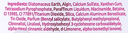 Alginate Face Mask with Ceramides - Charmine Rose Active Ceramide Algae Mask — photo N3
