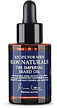 Fragrances, Perfumes, Cosmetics Beard Oil - Recipe For Men RAW Naturals The Imperial Beard Oil
