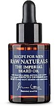 Fragrances, Perfumes, Cosmetics Beard Oil - Recipe For Men RAW Naturals The Imperial Beard Oil