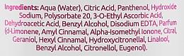 Citric acid and vitamin C Tonic - Charmine Rose C-Vit Acid 5% — photo N5