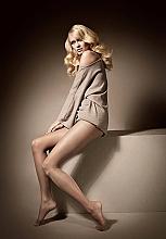 """Fragrances, Perfumes, Cosmetics Women's Tights """"Day"""", 20 Den, miele - Veneziana"""