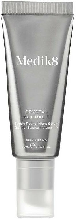 Retinal 0,01% Night Cream-Serum - Medik8 Crystal Retinal 1