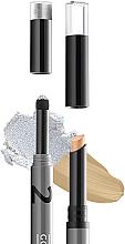 Fragrances, Perfumes, Cosmetics Eye Cleanser-Highlighter Pencil - Gokos Cover&Glow