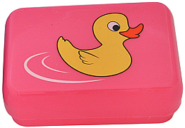 Fragrances, Perfumes, Cosmetics Kids Soap Dish, 6024, pink - Donegal