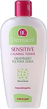 Fragrances, Perfumes, Cosmetics Calming Toner - Dermacol Sensitive Calming Toner