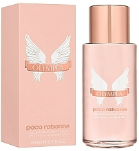 Fragrances, Perfumes, Cosmetics Paco Rabanne Olympea - Shower Gel