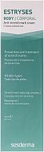 Fragrances, Perfumes, Cosmetics Anti-Stretches Cream - SesDerma Laboratories Estryses Anti-stretch Mark Cream