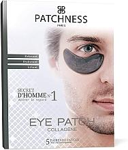 Fragrances, Perfumes, Cosmetics Black Eye Patches - Patchness Eye Patch Black