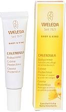 Fragrances, Perfumes, Cosmetics Diaper Rash Cream - Weleda Calendula Babycream (mini size)