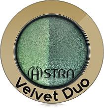 Fragrances, Perfumes, Cosmetics Eyeshadow - Astra Make-up Velvet Duo Eyeshadow