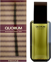Fragrances, Perfumes, Cosmetics Antonio Puig Quorum - Eau de Toilette