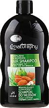 Fragrances, Perfumes, Cosmetics Almond & Aloe Vera Extracts Hair Shampoo - Bluxcosmetics Naturaphy Hair Shampoo