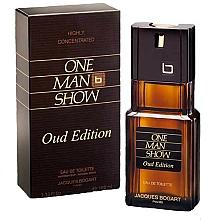 Fragrances, Perfumes, Cosmetics Bogart One Man Show Oud Edition - Eau de Toilette