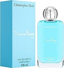 Fragrances, Perfumes, Cosmetics Christopher Dark Dominikana Blue - Eau de Parfum