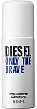 Fragrances, Perfumes, Cosmetics Diesel Only The Brave - Deodorant