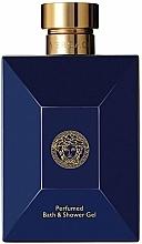 Fragrances, Perfumes, Cosmetics Versace Pour Homme Dylan Blue - Shower Gel