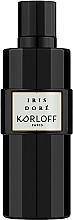 Fragrances, Perfumes, Cosmetics Korloff Paris Iris Dore - Eau de Parfum