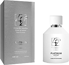 Fragrances, Perfumes, Cosmetics 42° by Beauty More Platinum Extasy Pour Femme - Eau de Parfum