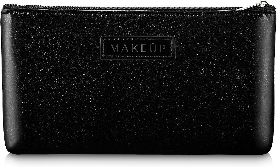 """Makeup Bag """"Black Galaxy"""", black flat - Makeup"""