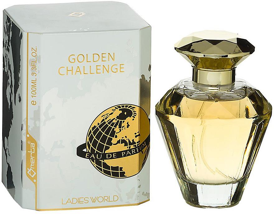 Omerta Golden Challenge Ladies World - Eau de Parfum