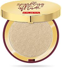 Fragrances, Perfumes, Cosmetics Compact Highlighter - Pupa Sparkling Attitude Compact