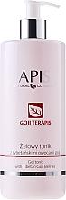 Fragrances, Perfumes, Cosmetics Face Tonic - APIS Professional Goji TerApis Gel Tonic