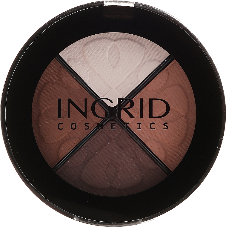 Eyeshadow - Ingrid Cosmetics Smoky Eyes Eye Shadows