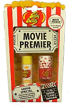 Fragrances, Perfumes, Cosmetics Set - Jelly Belly Movie Mix Pack (lip/balm/4g+nail/polish/4ml+nail/file)