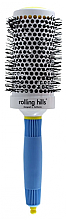 Fragrances, Perfumes, Cosmetics Ceramic Round Hair Brush - Rolling Hills Ceramic Round Brush XL
